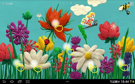 Flowers Live wallpaper HD Screenshot 11