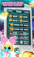 Screenshot of Coins Vs Aliens