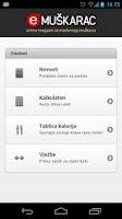 Screenshot of e-Muškarac