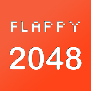 Flappy 2048 HD for PC and MAC