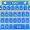 GO Keyboard Blue Beach 3.1 Apk