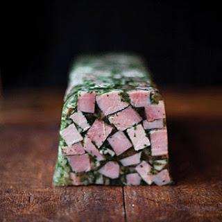 Ham and Parsley Terrine.