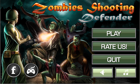 Zombie Defense: No Survivors 1.0.0 screenshot 263232