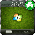 iPhone Window 7 Green iPhone G icon