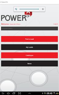 Power Of X screenshot