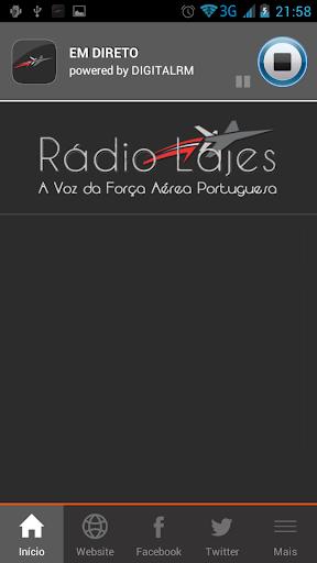 Rádio Lajes