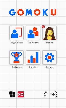 Gomoku - Five In a Row 6.1 screenshot 370751