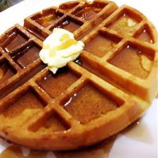 Wonderful Waffles.