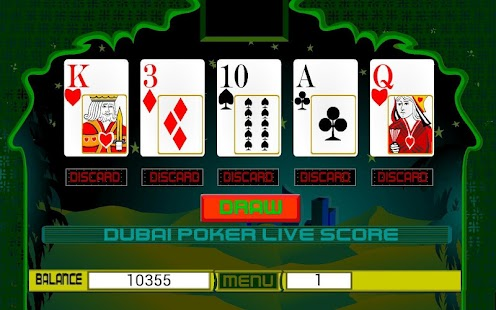 Dubai Poker Machine- screenshot thumbnail