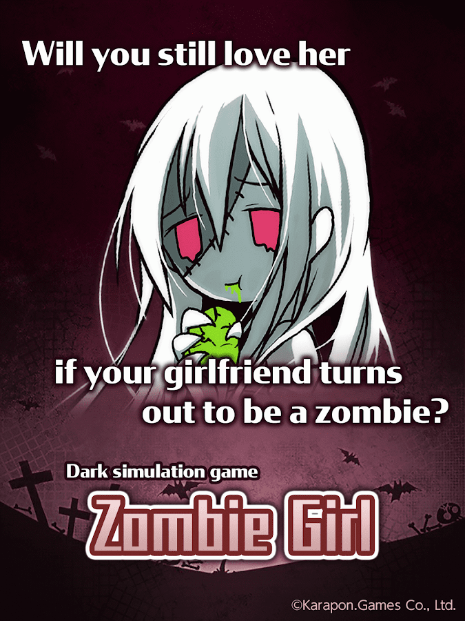 ZombieGirl-Zombie growing game- screenshot