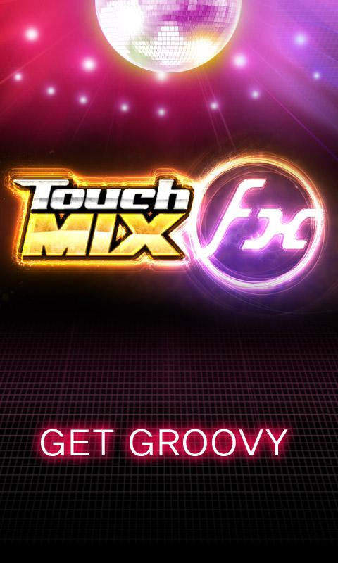 TouchMix FX - screenshot