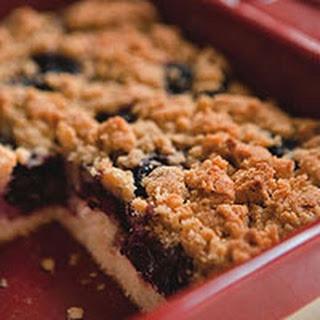Cherry Breakfast Cake.