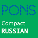 PONS Compact English <>Russian logo
