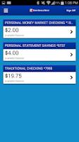 Screenshot of First Bank&Trust Smart Banking