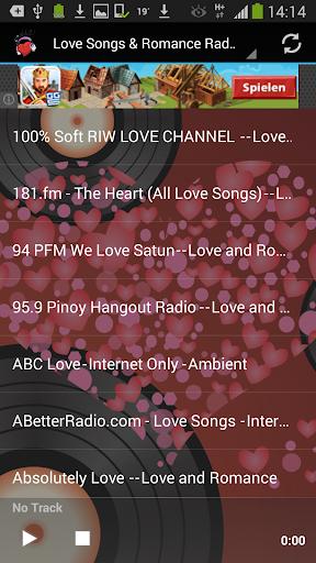 Love Songs Romance Radio