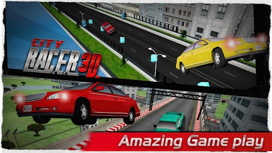 CITY RACER 3D- screenshot thumbnail