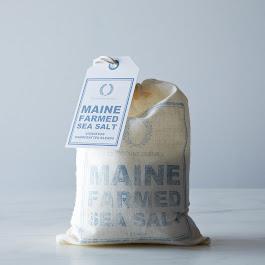 Maine Farmed Sea Salt, 1lb