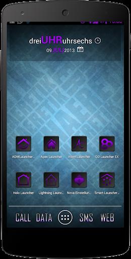 Apex Nova Semiotik Violet Icon