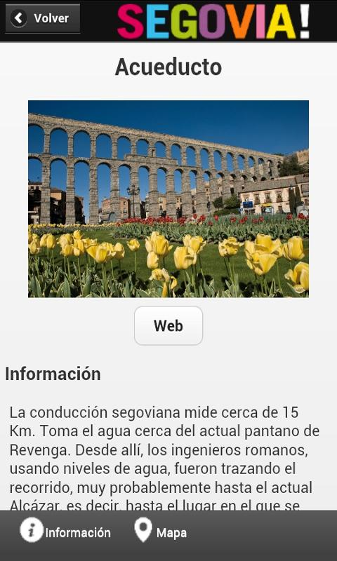 Segovia - screenshot