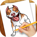 Learn to Draw Dogs and Puppies icon
