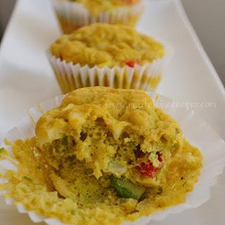 Guacamole Muffins.