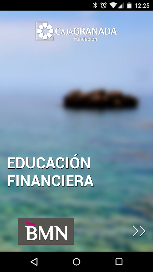 Educación Financiera CGF- screenshot