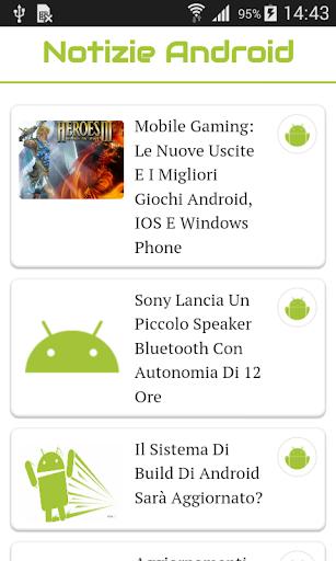 Notizie Android Italia