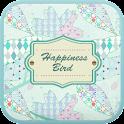 Happiness Bird go launcher icon