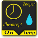 On Time for Zooper icon