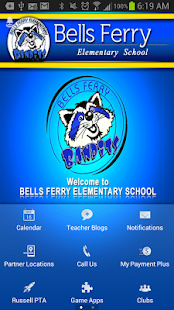 Bells Ferry Elementary School - screenshot thumbnail