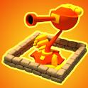 Happy Land Defender+ Free icon