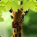 Giraffe HD Parallax LWP Pro icon