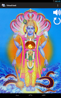 Screenshot of Virtual Aarti