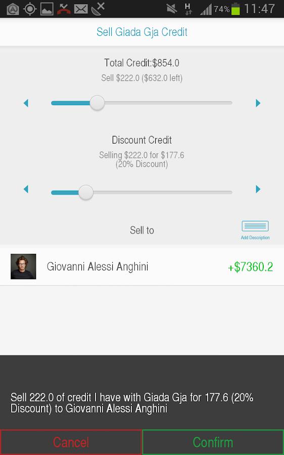 TAB IT - screenshot
