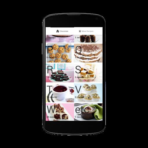 玩免費生活APP|下載巧克力食谱 app不用錢|硬是要APP