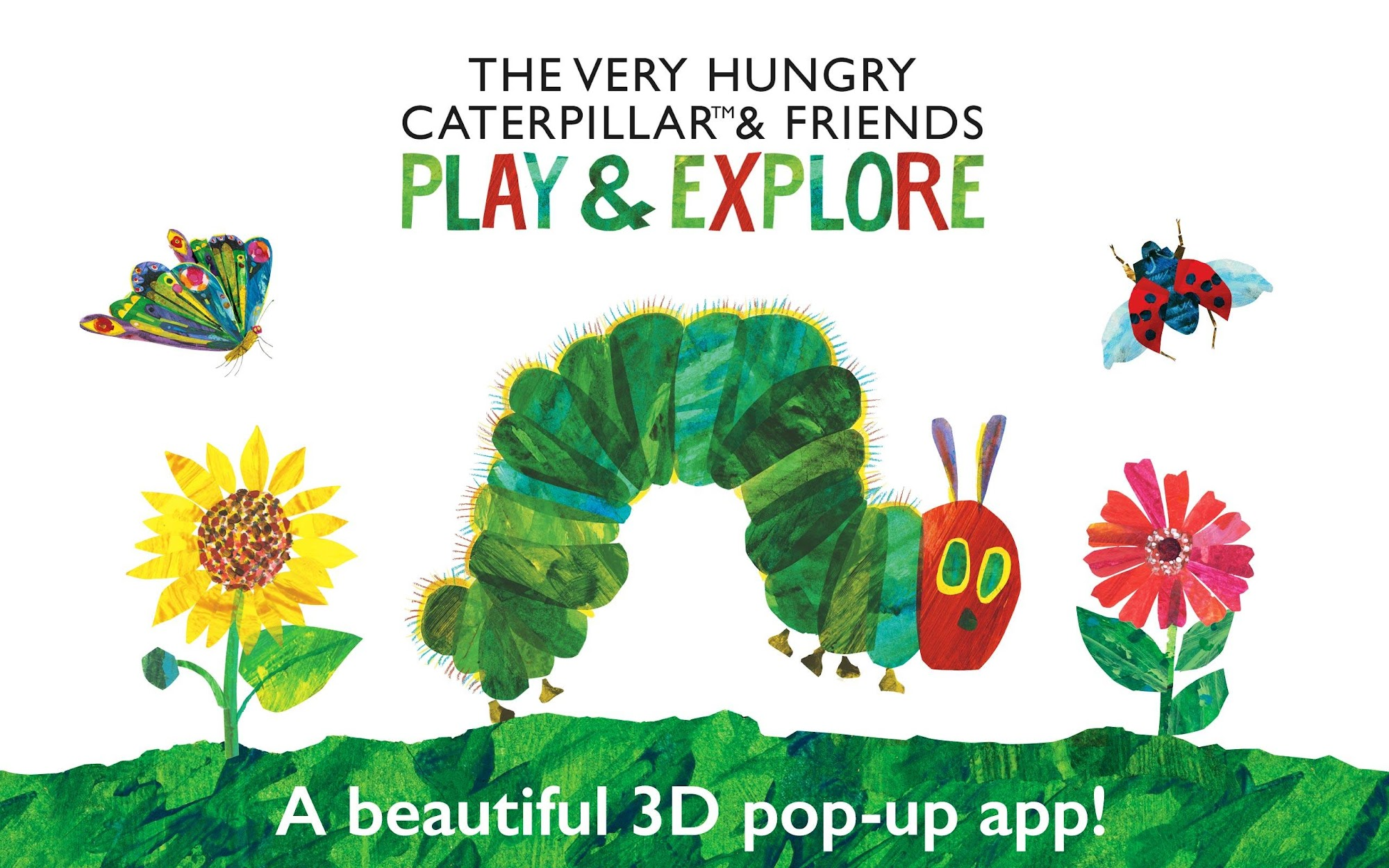 The Very Hungry Caterpillar screenshot #7
