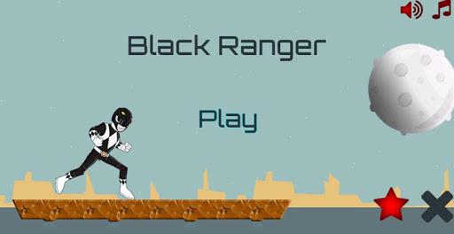 Black Ranger Game