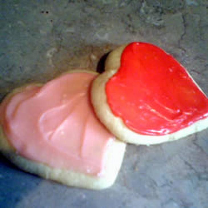 Sour Cream Sugar Cookies V Recipe