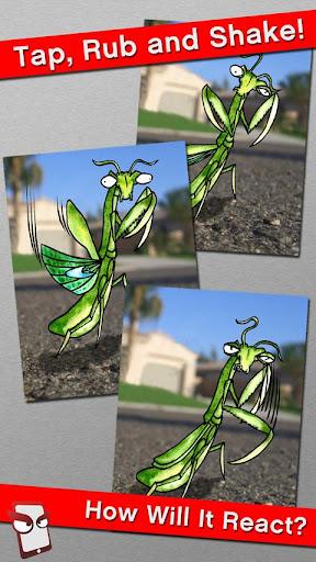 Angry Mantis Free