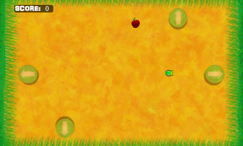 Always Hungry Caterpillar - screenshot