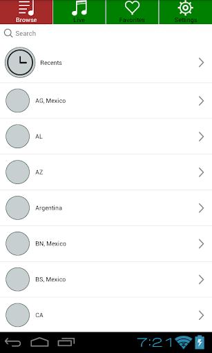 【免費音樂App】Radio Mexican-APP點子