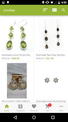Jumkey - Jewellery Experience.