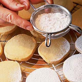 Vanilla Shortbread Dough Recipe