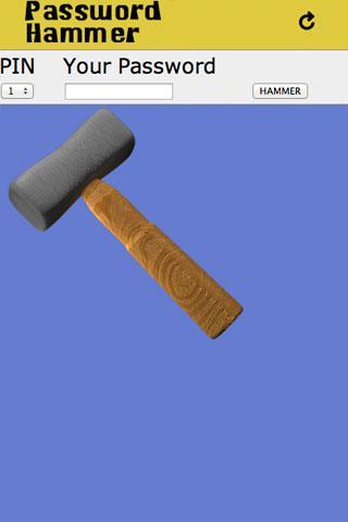 Password Hammer