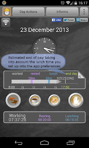 Worked Time Pro v3.5.2