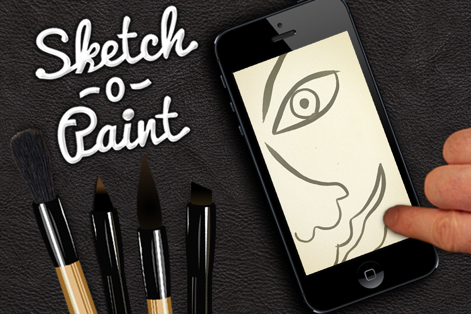 Sketch O Paint Free- screenshot