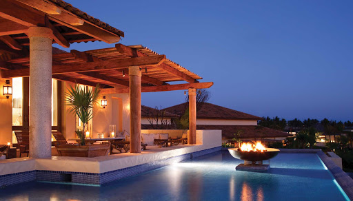St-Regis-Punta-Mita-Nayarit-Mexico - The St. Regis Hotel in Punta Mita on the Pacific coast of Mexico.