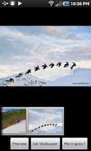Snowboarders Delight- screenshot thumbnail