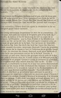 Screenshot of Les Compagnons du Prophete