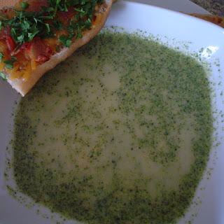 Broccoli Cream Soup.
